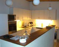 køkken faciliteter